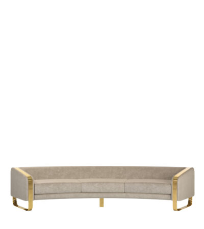 Bohème Curved Sofa