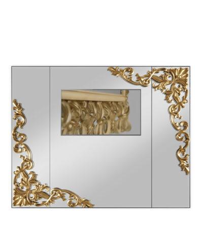 Espelho TV Spacium