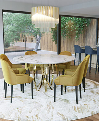 5 Dining Room Decoration Ideas