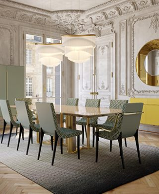 How to choose the ideal chair for dining room?