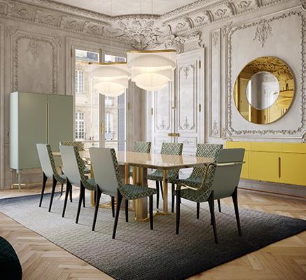Como escolher a cadeira para sala de jantar?