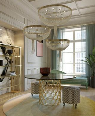 Decoração de Casa: Apartamento Jetclass em Paris