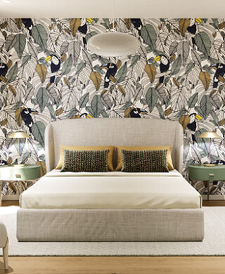 Want to Decorate with Wallpaper? We'll tell you the Tricks!